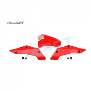 [TR] 250C/H, 280C/H FPV Racer Canopy (RED)