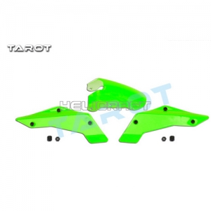 [TR] 250C/H, 280C/H FPV Racer Canopy (Green)