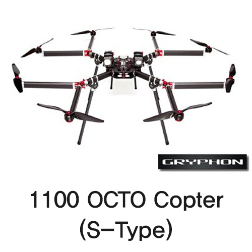 [Gryphon Dynamics] 1100 OCTO Copter (S-Type)