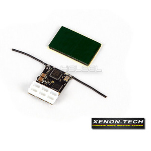 [Xenon-Tech] SPEKTRUM DSMX/DSM2 6ch Ultra Light Receiver (w/JST 1.5mm Conn')