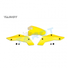 [TR] 250C/H, 280C/H FPV Racer Canopy (Yellow)