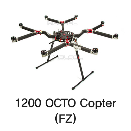 [Gryphon Dynamics] 1200 OCTO Copter (FZ)