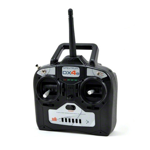 [Spektrum] DX4e 4Ch Transmitter(Full Range) - Mode.1 벌크