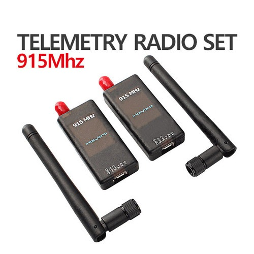 픽스호크 텔레메트리 Transceiver Telemetry Radio 100mw 915Mhz