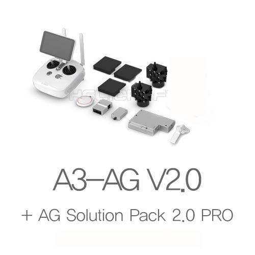 [DJI] A3-AG V2.0 + AG Solution Pack 2.0 Pro Pack