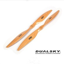 [DUALSKY] MRP BeechWood Prop' for Multicopter(22in/XM Series) - 강력추천!