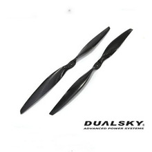 "[DUALSKY] 15x7.5""PROLITE Carbon Prop for 5010/5015 MR Series(Pair/M3.0) - 강력추천!"